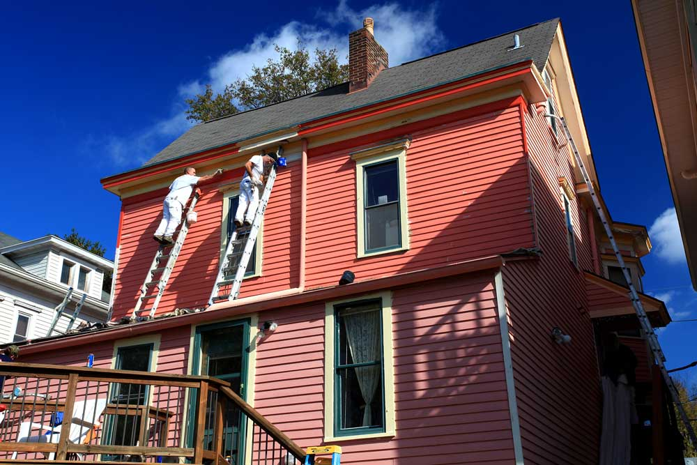 Residential Painting in Louisville KY | H.F. Steilberg CO